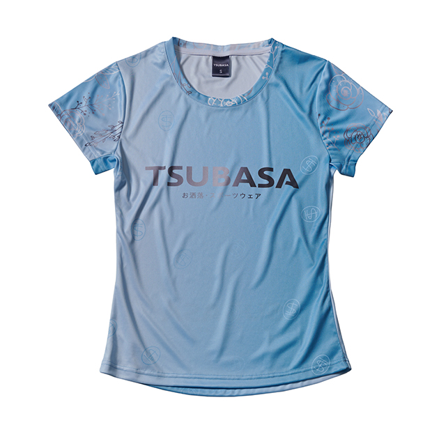 ASA山茶花<br>透氣機能運動衫<br>女款 1