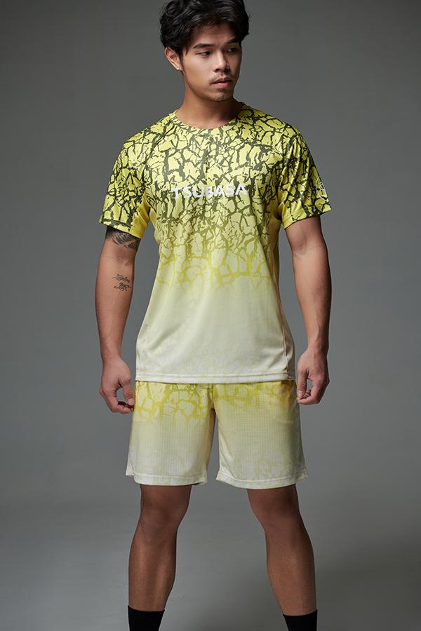 ASA絢爛爆裂紋<br>極速乾機能運動短褲<br>男款 1